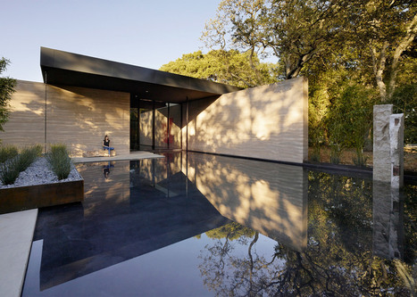 US  - Aidlin Darling uses rammed earth for Stanford meditation centre | L'usager dans la construction durable | Scoop.it