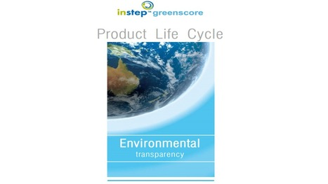 Introducing Instep Greenscore Product Lifecycle Assessment Programme   Trends in Sustainability   Scoop.it