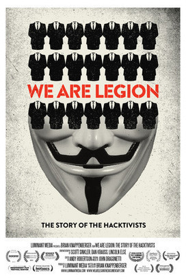 We Are Legion   The Story of the Hacktivists Official Website.   Who is Anonymous?   Scoop.it