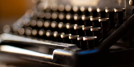 What 25 Famous Authors Want Us to Know About the Writing Process, Part I | Yaminatoday | 6-Traits Resources | Scoop.it