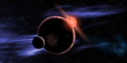 Doutes sur l'habitabilité des superterres autour des naines rouges >>> Futura Sciences - 6.07.2013 | Univers, Terre & Environnement | Scoop.it