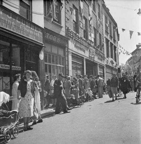 Guernsey Occupation | World at War | Scoop.it