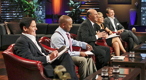 "7 Entrepreneurial Lessons From ""Shark Tank"" 