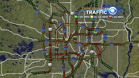 Multiple Spinouts Close I-35 In Forest Lake - CBS Local   Current events   Scoop.it