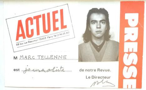 Karl Zéro a popularisé le journalisme gonzo en France | DocPresseESJ | Scoop.it