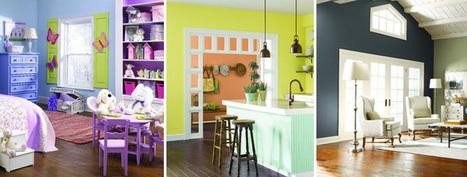 Find & Explore Colors - Sherwin-Williams | Interior Painting Ideas in Acworth | Scoop.it