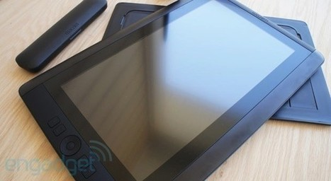 Wacom Cintiq 13HD review: a space-saving pen display for designers | Daily Magazine | Scoop.it
