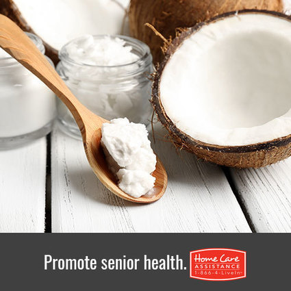 The Great Benefits of Coconut Oil | Home Care Assistance of Scottsdale | Scoop.it