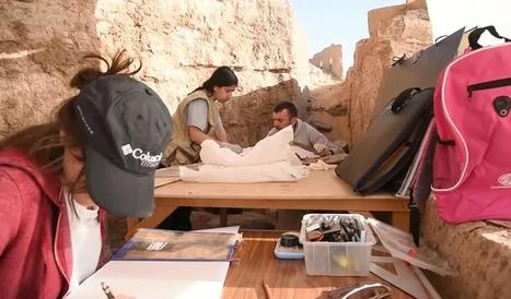 La batalla faraónica de la joven egiptología española | Egiptología | Scoop.it