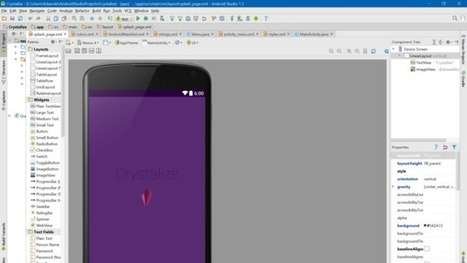 10 Steps to Create Your First Android App | Bazaar | Scoop.it