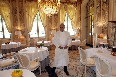 Michelin stars awarded to 46 new restaurants   cooking   Scoop.it