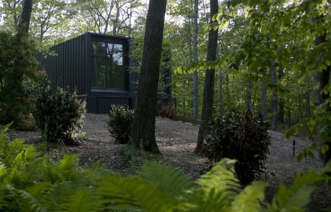12 Homes Made From Shipping Containers - Design Milk | Sustainable Design & Development | Scoop.it