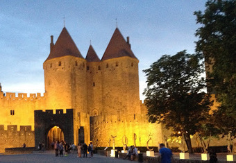 Living France in Languedoc Roussillon: Demonstrating a Little Bit of Tolerance at La Cite, Carcassonne | European Travel and Tourism | Scoop.it