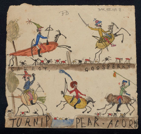 "Darwin's Kids Doodled All Over His ""Origin of Species"" Manuscript 