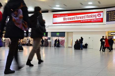 Eye Airports Converts to BroadSign Digital Signage Software   Digital Signage and Digital Out-Of-Home News   Scoop.it