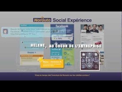 France : Le Social Media Wall de Norauto | Ooh-tv | Média sociaux & community management | Scoop.it