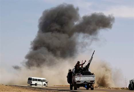Libya Shifts Momentum Of Arab World Protests | Coveting Freedom | Scoop.it