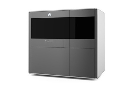 3D Systems announces continuous-tone, full-color ProJet 4500 3D printer   Digital Design and Manufacturing   Scoop.it