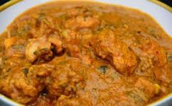 Methi Murgh Chicken with Fenugreek leaves | food | Scoop.it