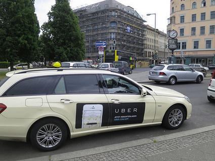 Attaqué sur le statut de ses chauffeurs, Uber contre-attaque   Economie Responsable et Consommation Collaborative   Scoop.it