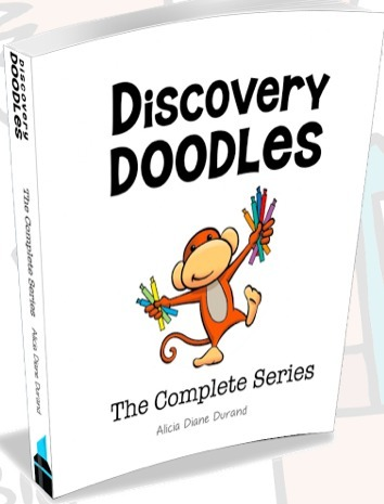 Free pdf copy of Discovery Doodles book available til 5 March. | Granma African Wisdom | Scoop.it
