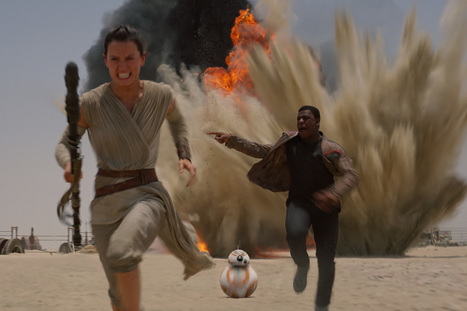 Star Wars' Rey: Feminist Heroine or Mary Sue? | Bitch Flicks | UVI Film | Scoop.it