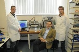 University of Glasgow scientists print drugs in 3D, pave the way for in-home pharmacies | 3d Innovations | Scoop.it