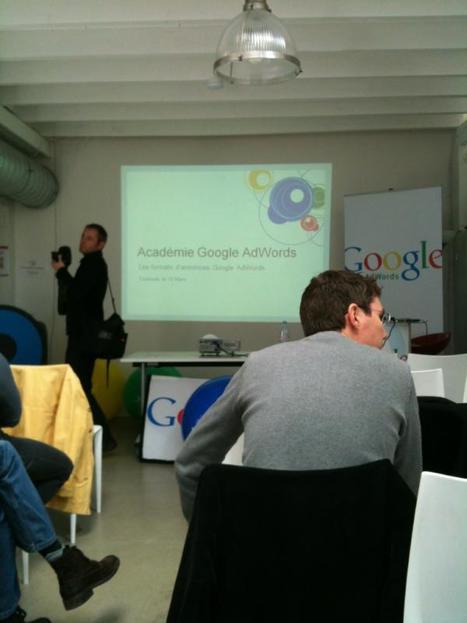 Google Adwords Academy les 13 & 14 mars 2012 dès 09H00 à La Cantine Toulouse | La Cantine Toulouse | Scoop.it