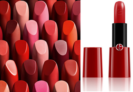 Giorgio Armani Rouge Ecstasy Lipstick Collection - Pursuitist | Things to know | Scoop.it