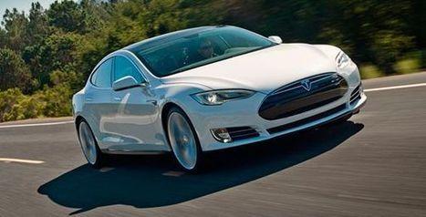 Tesla supera a Porsche en una encuesta de satisfacción - Autocasion.com | encuestas de satisfaccion | Scoop.it