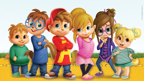LICENSE! GLOBAL | PGS Secures Intl Broadcast Deal with Nickelodeon for New Chipmunks Series | Ouido-Productions | Scoop.it