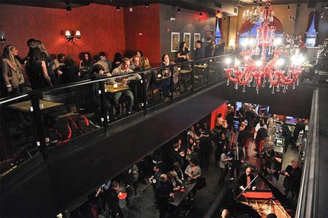 The top 5 restaurants for live music in Toronto   notstraight.com   Scoop.it