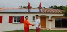[Dossier] Les étapes d'une installation photovoltaïque   Panosol'   Mise en valeur de l'offre sur les panneaux solaires   Scoop.it
