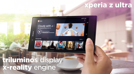 SONY Xperia Z Ultra's Triluminos display and X-Reality | The Gadget Square | Things you Should Know | Scoop.it