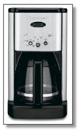 Cuisinart DCC-1200: The Programmable 12-Cup Coffee Machine | Home & Kitchen | Scoop.it