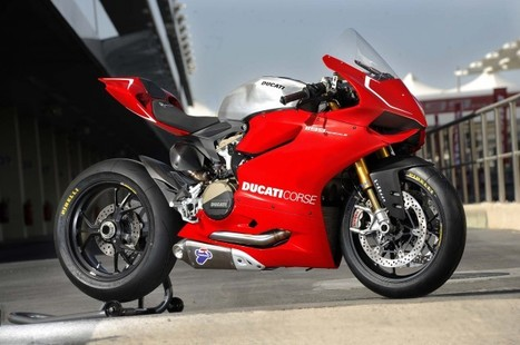 Ducati 1199 Panigale Gets Clean Slate for Weight in WSBK | asphaltandrubber.com | Desmopro News | Scoop.it