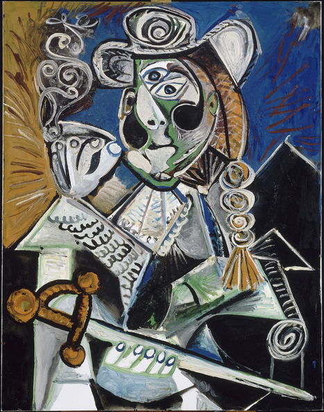 « UN GENIE SANS PIEDESTAL » : PICASSO AU MUCEM | Arts vivants, identité européenne - Living Arts, european Identity | Scoop.it
