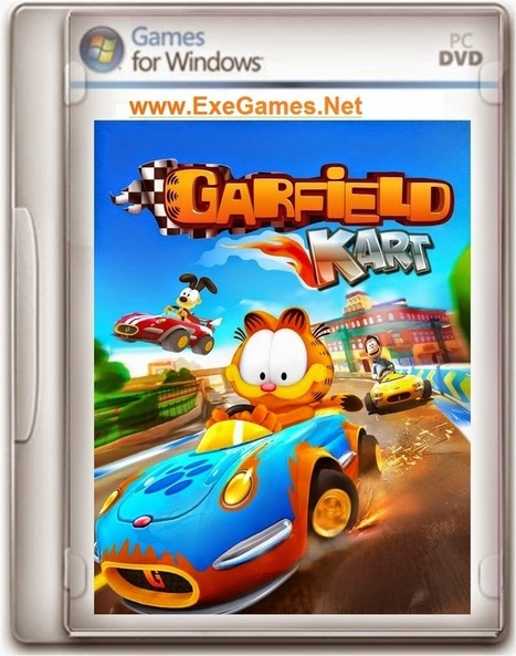 Garfield Kart Game - Free Download Full Version For PC | abo_kmaal@hotmail.com | Scoop.it
