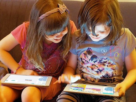 Tickle: Learn to Program Drones, Smart Toys, Robotics, and Smart Homes | iPads in Education Daily | Scoop.it