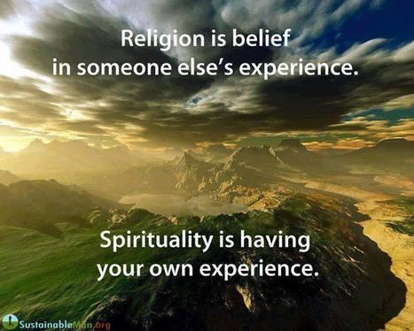 De la religion et de la spiritualité... | 16s3d: Bestioles, opinions & pétitions | Scoop.it