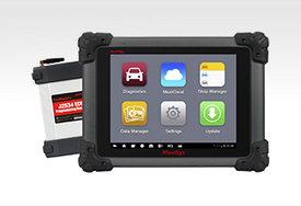 MaxiSys Pro | Diagnostic Scan Tool | Scoop.it