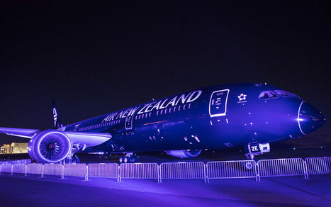 """PICTURES: Air New Zealand takes delivery of first Boeing 787-9 - 7/9/2014 - Flight Global 