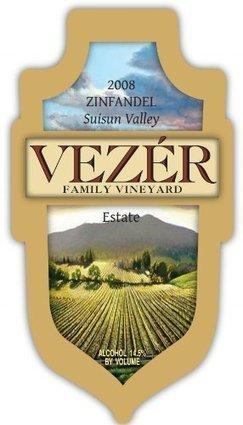 2008 Vezer Family Vineyard Zinfandel 750 mL   Review Best Wines Online   Scoop.it