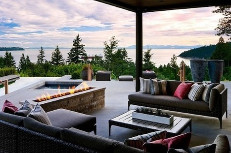 West Vancouver Residence With Breathtaking Ocean Views | design agency vancouver | Scoop.it
