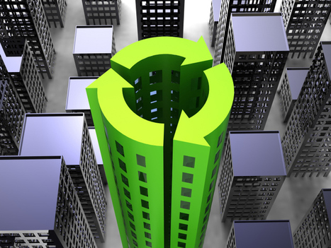 Green Building Technology You'll Never See But Can Experience Now | The Telco Insider | Scoop.it
