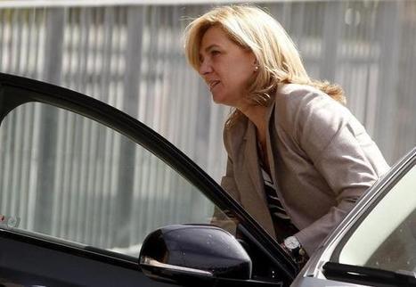 Hacienda da por buenas facturas falsas para salvar a la Infanta | ¿Qué está pasando? | Scoop.it