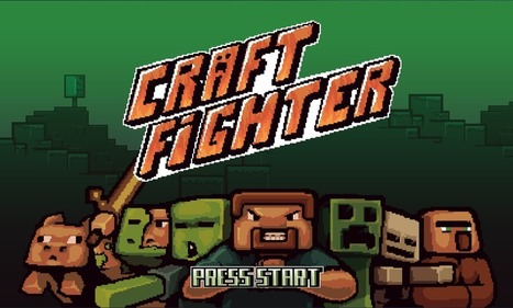 CraftFighter : Fighting Minecraft | Minecraft.fr | Génération Minecraft | Scoop.it