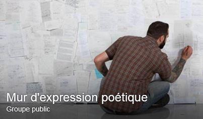 Mur d'expression poétique | Merveilles - Marvels | Scoop.it
