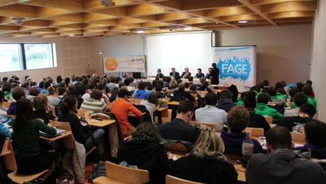FAGE | Séminaire National des Elus Etudiants de la FAGE | veille_fage | Scoop.it