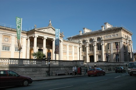 Ancient treasures on display in Oxford - Anglotopia.net | Ancient World History | Scoop.it